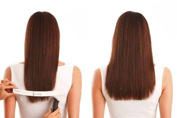 Как срезать волосы в домашних условиях