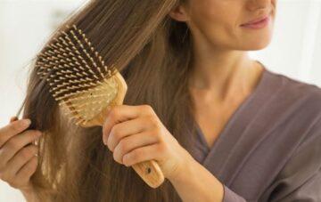 Как правильно расчесывать волосы?